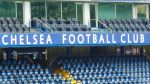 Visiting Chelsea football club stadium