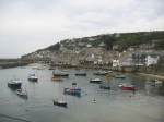 Cornwall - Mousehole village