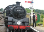 The Swanage Heritage Steam Railway